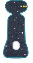 AeroMoov - Luchtlaag Autostoel Groep 0+ - Stars & Planets