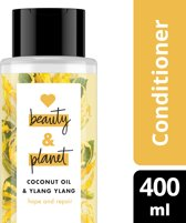 Love Beauty and Planet Hope and Repair Coconut Oil & Ylang Ylang Conditioner 400 ml