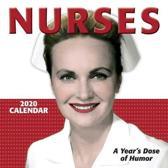 Nurses 2020 Wall Calendar