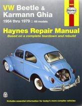 VW Beetle & Karmann Ghia (54 - 79)