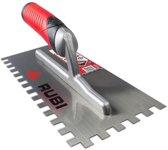 RUBI RUBIflex rvs lijmspaan 28 cm met open greep 4.5 x 4.5 mm