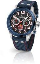 TW Steel Volante TW967 Red Bull Holden Edition - Horloge - Heren - Zilverkleurig - ⍉ 48mm -