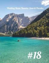 Waiting Room Number Search Puzzles #18