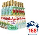 Robijn Klein & Krachtig Kokos Sensation 8 x 21 wasbeurten Wasmiddel