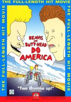 Beavis and Butthead - Do America