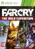 Far Cry: The Wild Expedition - Far Cry 1 + 2 + 3 + DLC's - Xbox 360