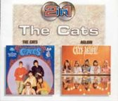 the Cats - 2 in 1 dubbel CD the Cats & Aglow