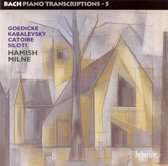 Bach Piano  Transcriptions V.5