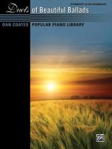 Dan Coates Popular Piano Library -- Duets of Beautiful Ballads