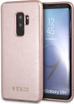 Guess backcover voor Galaxy S9 Plus - Rose Gold