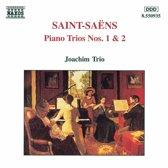 Saint-Saens: Piano Trios no 1 & 2 / Joachim Trio