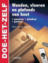 Wanden, Vloeren En Plafonds Van Hout