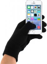 Mobiparts Touchscreen Gloves Black (Size M)