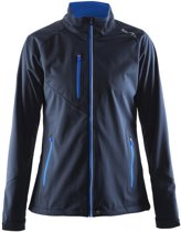 Craft Bormio Softshell Jacket women dark navy l