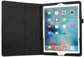 iPad 9.7 (2017) book case hoes - zwart