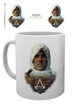 Assassins Creed Origins Head