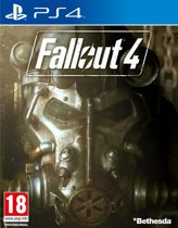 Fallout 4 - PS4 (import)