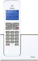 Profoon PDX-8400 | Draadloze DECT telefoon | 1 handpost | Wit