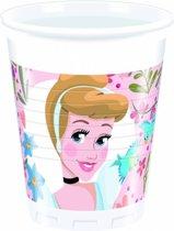 Disney Prinsessen Bekers Dream 200ml 8 stuks