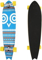 Longboard - skateboard - in diverse designs - owl