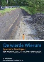 De wierde Wierum (provincie Groningen)