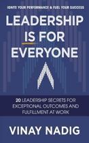 Leadership Is for Everyone