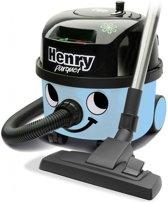 Numatic Henry Parquet - Stofzuiger met parketborstel - Lichtblauw