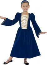 Middeleeuws prinses jurkje voor meisjes 130-143 (7-9 jaar)