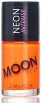 Nagellak Oranje Neon UV 14ml