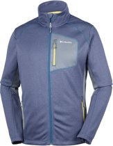 Columbia Jackson Creek II Full Zip Vest - Heren - Carbon