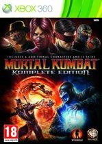 Mortal Kombat: Complete Edition - Xbox 360