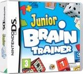 Nintendo Junior Brain Trainer (NDS) video-game Nintendo DS