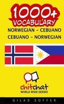 1000+ Norwegian - Cebuano Cebuano - Norwegian Vocabulary