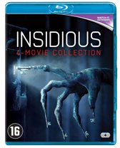 Insidious 4-Movie Collection (Blu-ray)