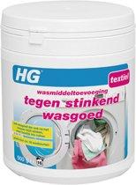 HG Wasmiddel stinkend wasgoed