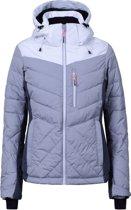 Icepeak Kendra Dames Ski jas - Light Grey - 38