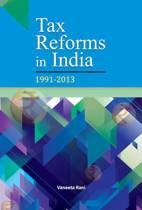 Tax Reforms in India