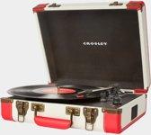 Crosley Executive Platenspeler CR6019A RED