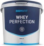 Body & Fit Whey Perfection - Eiwitpoeder / Eiwitshake - 4540 gram - Vanilla Milkshake