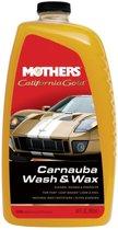 Mothers Wax California Gold Pure Carnauba Wax Liquid Step 3 473 ml