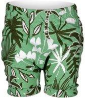 nOeser Korte broek Robin jungle/woody green   -  Maat  68