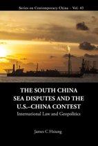 The South China Sea Disputes and the USChina Contest