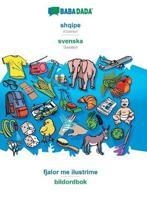 Babadada, Shqipe - Svenska, Fjalor Me Ilustrime - Bildordbok