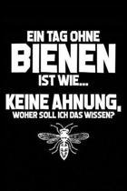 Tag Ohne Bienen - Unm glich!