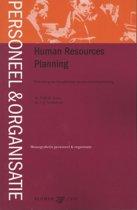 Monografieen personeel & organisatie - Human Resources Planning