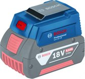 BOSCH PROFESSIONAL GAA - 18V-24 USB-Adapter