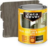Cetabever Transparant Binnenbeits Deur & Kozijn Ac 0597 Black Wash 750Ml