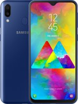 Samsung Galaxy M20 Power - 64GB - Blauw