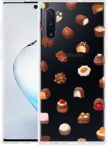 Galaxy Note 10 Hoesje Chocolates