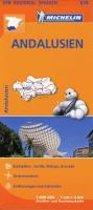 Michelin Regionalkarte Andalusien 1 : 400 000